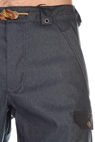 Штаны сноубордические Analog Upland Pants Indigo Denim