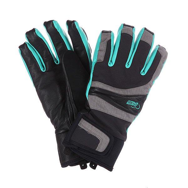 Перчатки сноубордические женские Pow Gem Atlantis