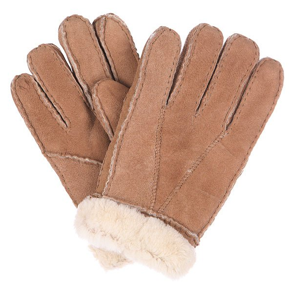 Перчатки Penfield Pennystone/Shearling Glove Tan