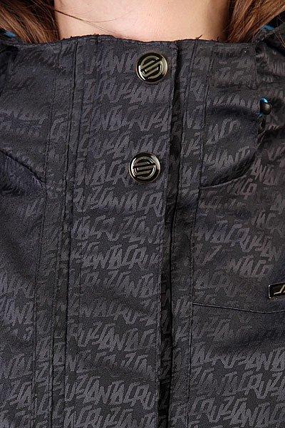 Куртка женская Santa Cruz Bleeker Black