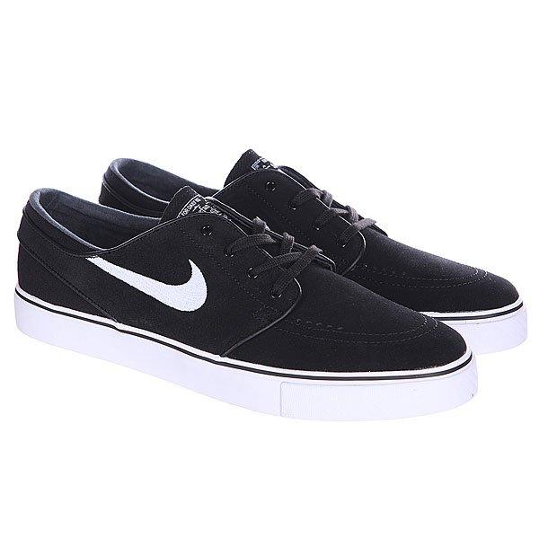 Кеды низкие Nike Zoom Stefan Janoski Black/White
