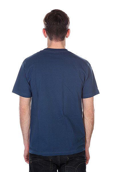 Футболка Fallen Capitol Shirt Harbor Blue/Black