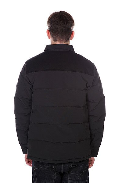 Куртка Etnies Woodsman Jacket Black