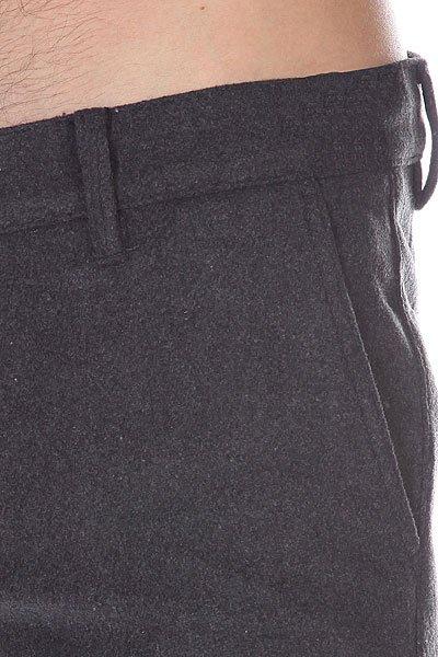 Штаны прямые Altamont Vector Chino Pant Ash