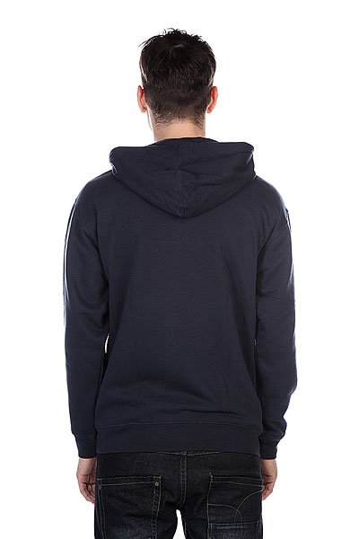 Толстовка Metal Mulisha Era Zip Fleece Navy
