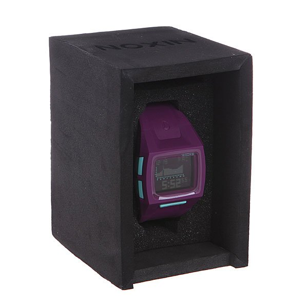 Часы Nixon Small Lodown Purple