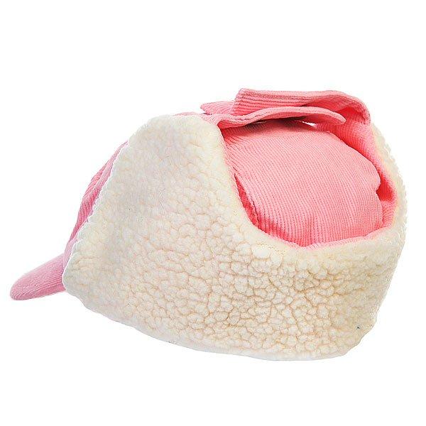 Шапка с козырьком детская Animal Infant Rose Earfleece