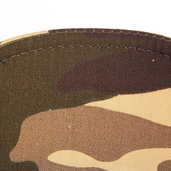 Шапка с козырьком детская Animal Infant Ronnie Ear Khaki/Camo