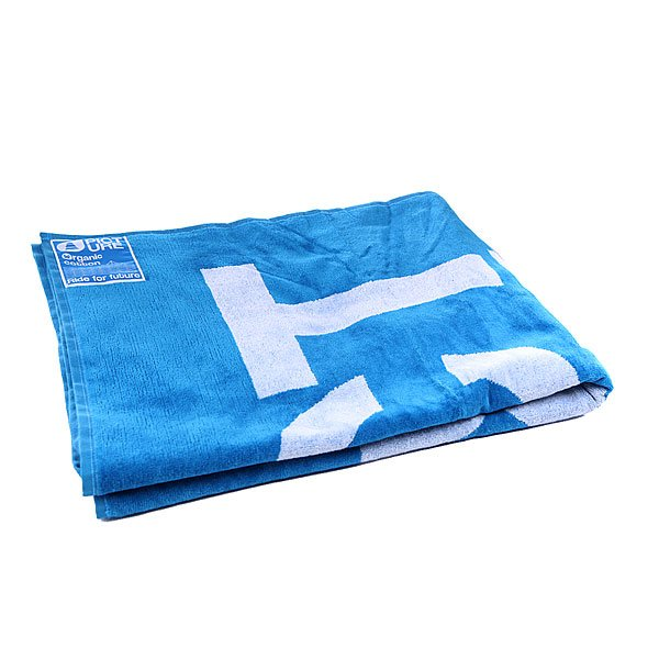 Полотенце Picture Organic Towel Logo White/Blue