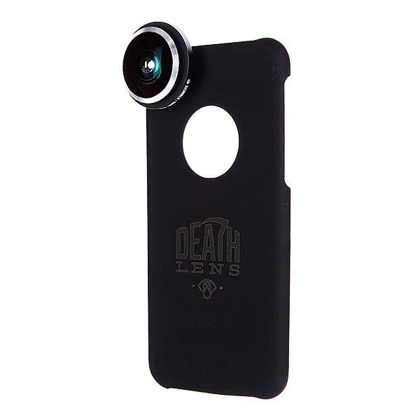 Чехол для iPhone Death Lens Iphone 6 Fisheye Lens Box Grey