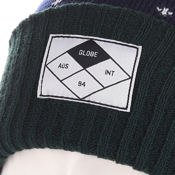 Шапка Globe Laudo Beanie Sea Port