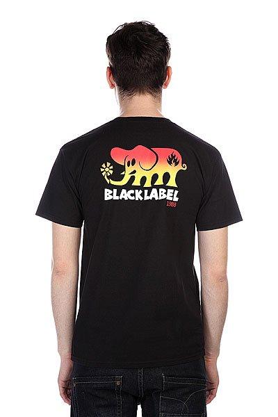 Футболка Black Label Elephant Fade 88