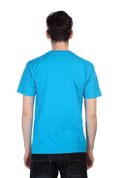 Футболка Enjoi Coolhead Turquoise