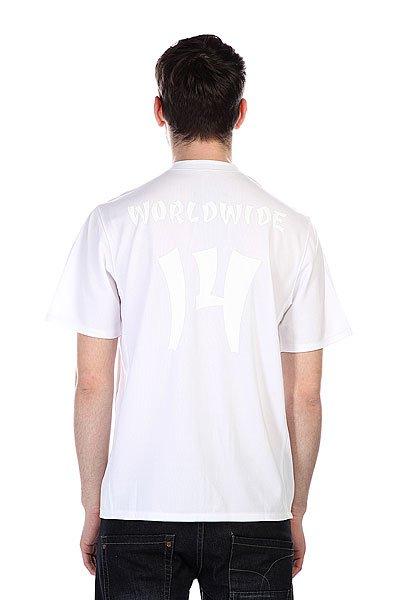 Футболка Huf X Thrasher Soccer Jersey 2.0 White