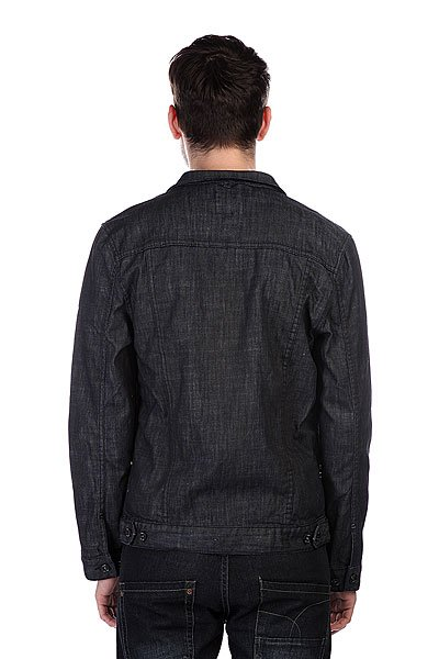 Куртка джинсовая Globe Goodstock Jacket Black Resin
