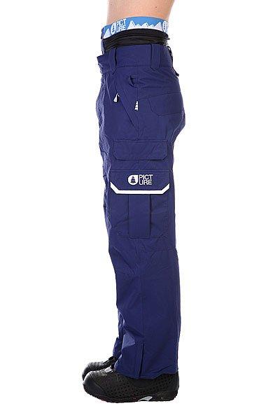 Штаны сноубордические Picture Organic Guide Dark Blue