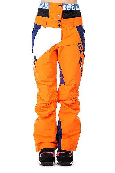 Штаны сноубордические женские Picture Organic Feeling 2 Orange