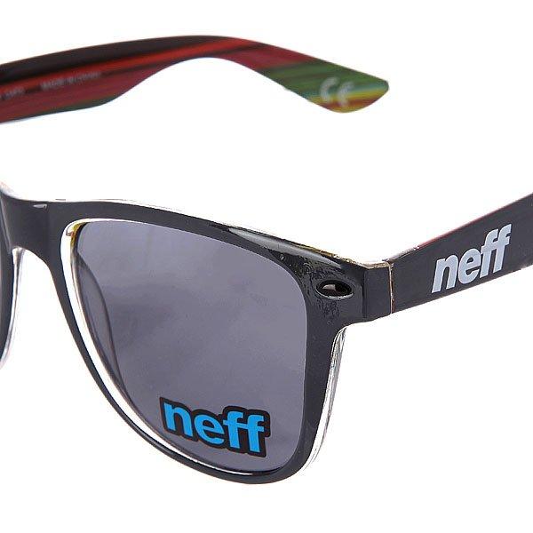 Вход с помощью социальных сетей: очки - сердечки от neff добавят гармонии в любой образ.
