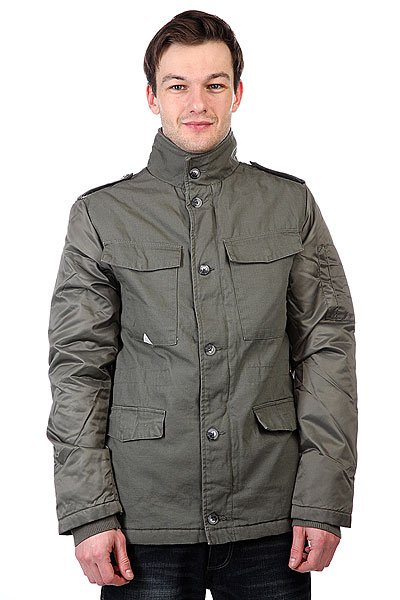 Куртка Altamont Scanner Jacket Military