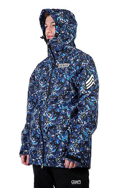 Куртка Grenade Shrapnel Jacket Blue