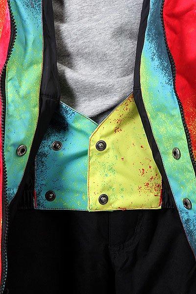 Куртка Grenade Predator Jacket Yellow