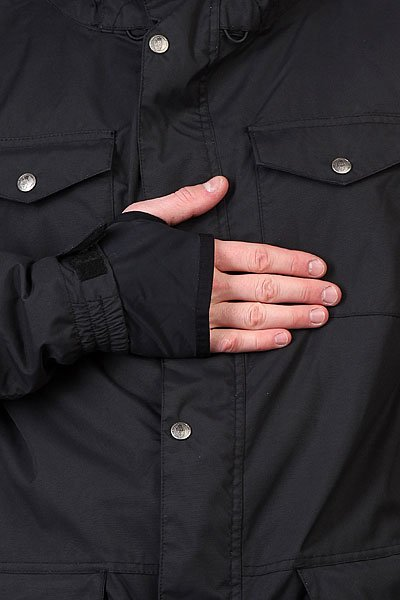 Куртка Grenade Field Jacket Black