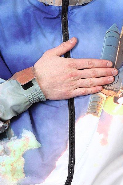 Куртка Grenade Blast Off Jacket Blue