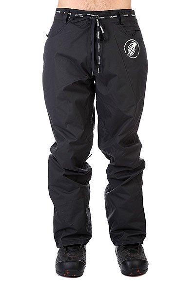 Штаны сноубордические Grenade Pant R.e.g. Black