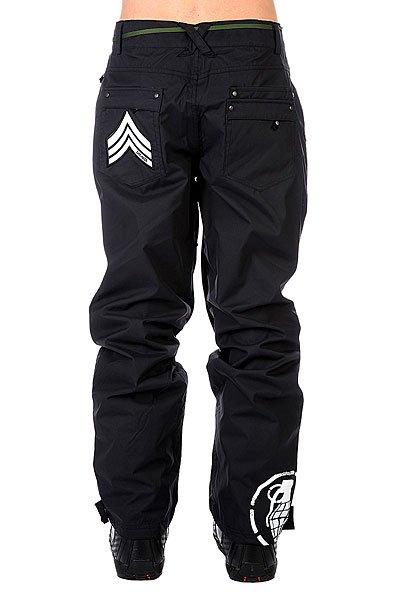 Штаны сноубордические Grenade Reg Pant Black
