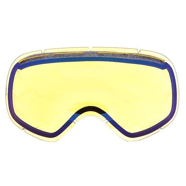 Линза для маски Von Zipper Lens Skylab Yellow Chrome