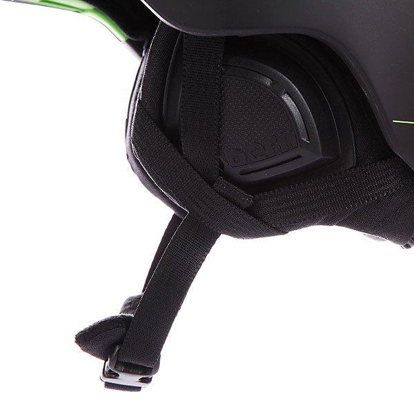 Шлем для сноуборда Bern Matte Black W/ Black Liner