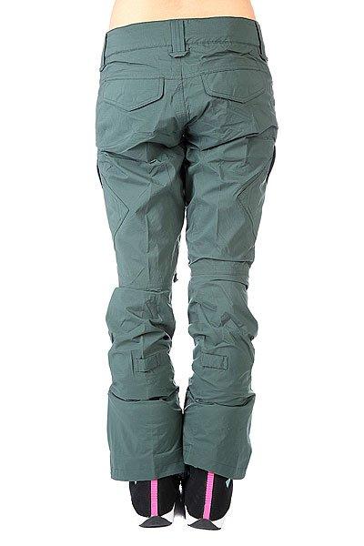Штаны сноубордические женские Burton Fw14-15 Wb Indy Pants Pineneedle