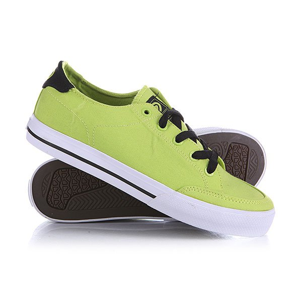 Кеды низкие Circa Classic Lime Punch/Black