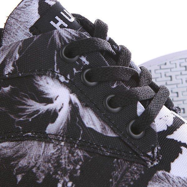 Кеды низкие Huf Sutter Black Floral