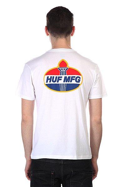 Футболка Huf Hector Tee White