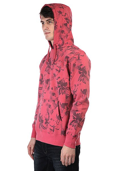 Кенгуру Huf Floral Pullover Hood Salmon Floral