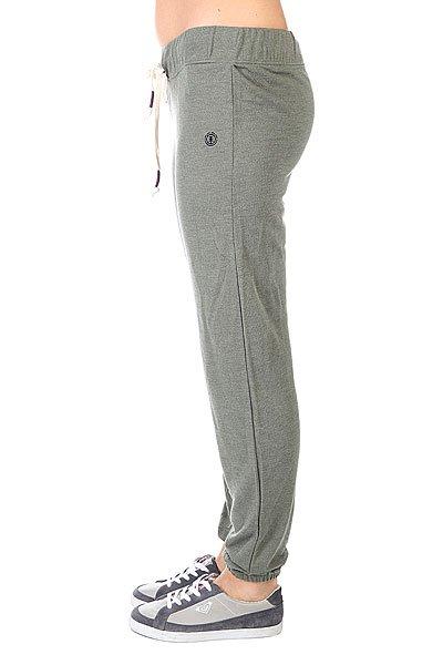 Штаны прямые женские Element Snoop Military