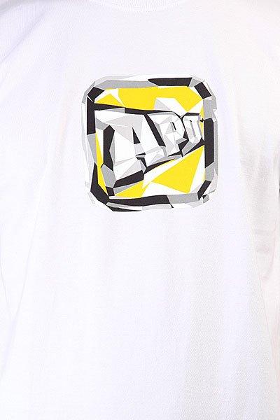 Футболка Apo Corpo White