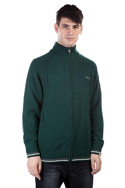 Свитер Animal Wandle Knit Track Green