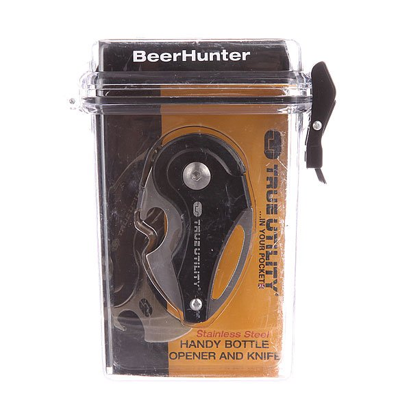 Брелок True Utility Beerhunter