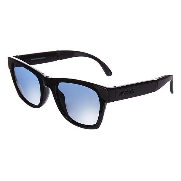 Очки Sunpocket Tobago Shiny Black