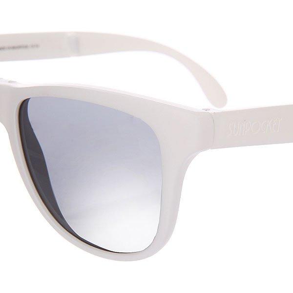 Очки Sunpocket Kauai Matte White