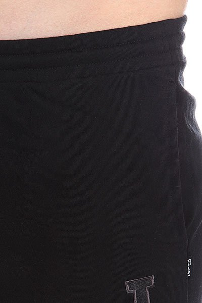 Шорты Diamond Un-polo Sweatshorts Black