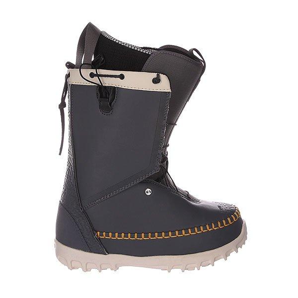 Ботинки для сноуборда Thirty Two Juhyo Ft Grey