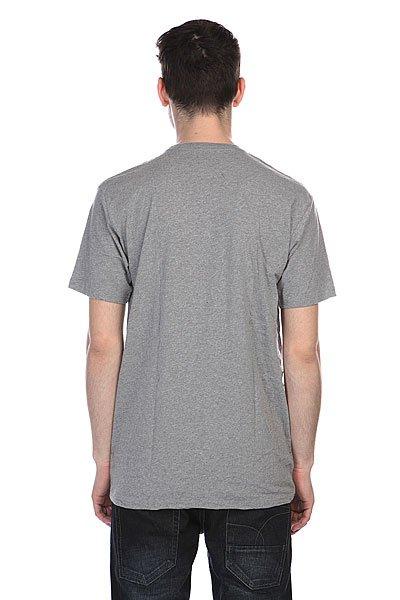 Комплект футболок Fallen 3-Pack Crew Assord Heat Black/Gunmetal/Heather White