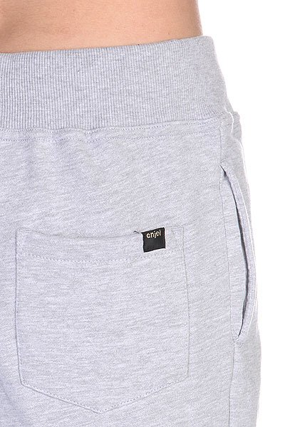 Шорты Enjoi Quiet Time Wanker Slim Straight Heather Charcoal