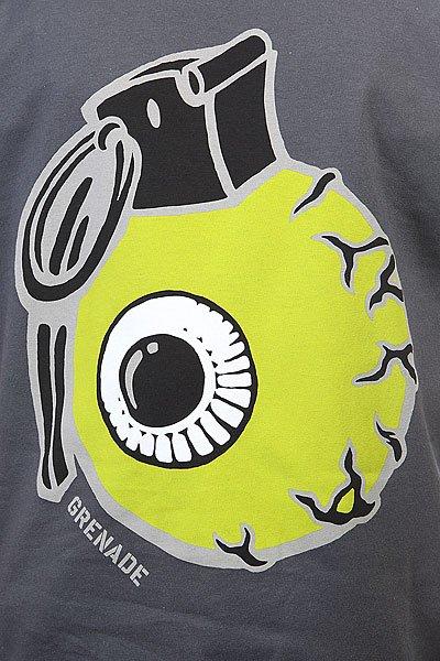 Футболка детская Grenade Eye Grenade Charcoal