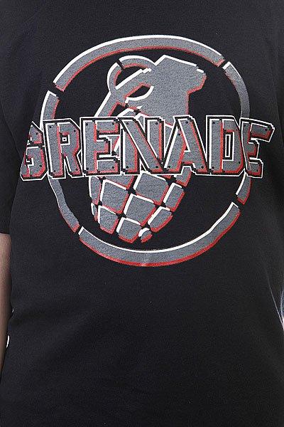 Футболка детская Grenade Metal Mark Black