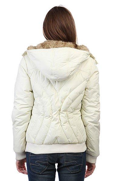 Куртка зимняя женская Dickies Trish Pearl White