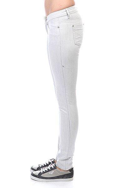 Джинсы узкие женские Insight Z Beanpole Skinny White Heat